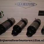 121 Startmotoren