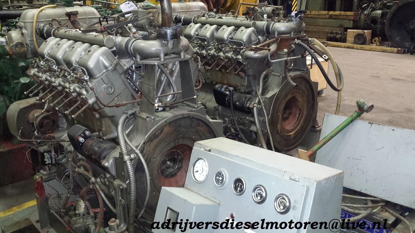 MWM engines - Ad Rijvers Diesel EnginesAd Rijvers Dieselmotoren