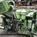 816 6 cil. BA6M816  - 1500 rpm - 345 kW