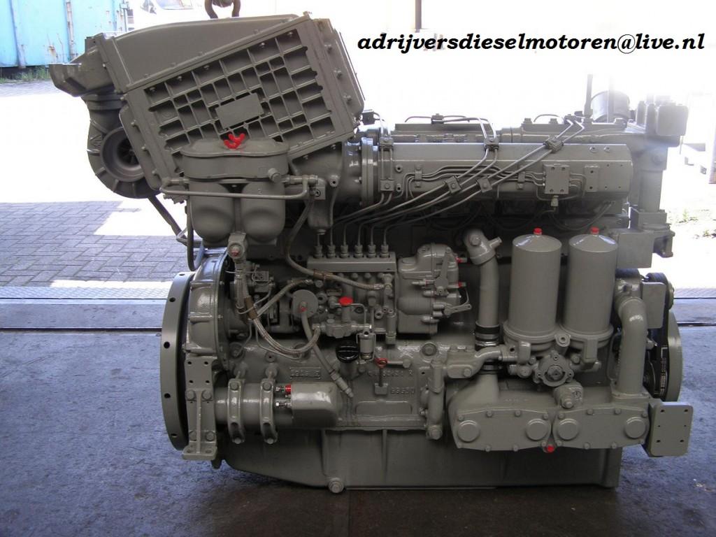 816 6 cil. motor