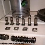 816 Spritzverstellers onderdelen 49-59-65mm