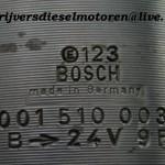 Startmotor 510 003