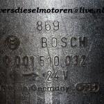 Startmotor 510 032 (3)