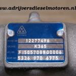 Turbo K36 5 5367 nieuw 5