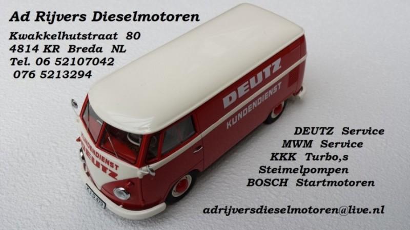 Diesel motoren